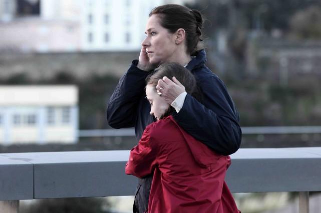 La Danoise Sidse Babett Knudsen joue la Erin... (Fournie par AZ Films)