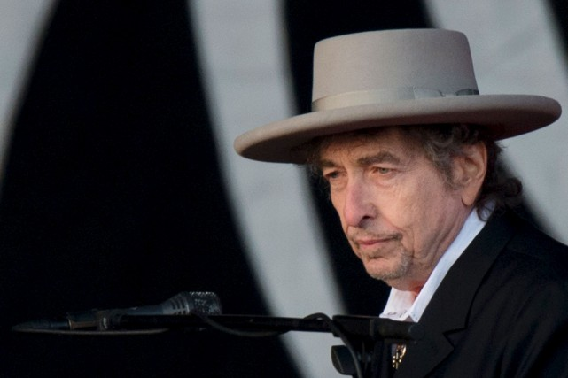 Bob Dylan en 2012.... (Archives, Agence France-Presse)