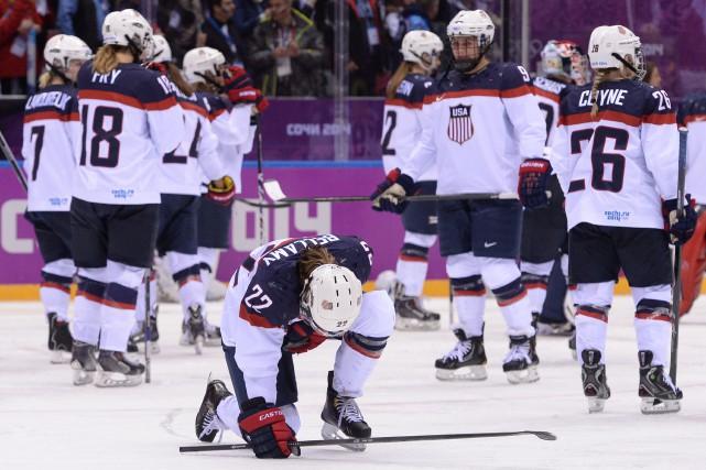 La formation américaine prévue boycotterait le championnat mondial... (PHOTO ANDREJ ISAKOVIC, ARCHIVES AFP)