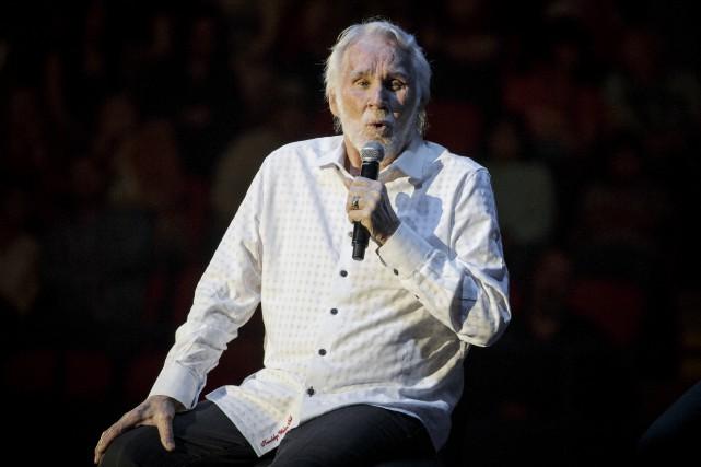 Kenny Rogers s'arrêtera au Festival de jazz d'Ottawa... (Agence France-Presse)