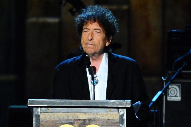 Bob Dylan... (PHOTO ARCHIVES AP/INVISION)