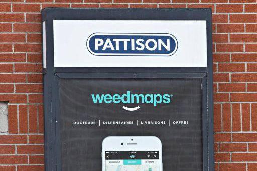 Sorte de Pages Jaunes du cannabis, l'entreprise californienne... (PHOTO PATRICK SANFAÇON, LA PRESSE)