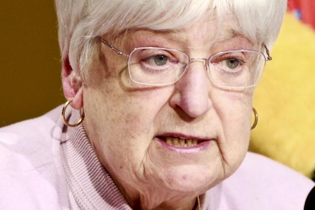 Une dame bien connue dans la région, Lise... (Patrick Woodbury, Archives Le Droit)