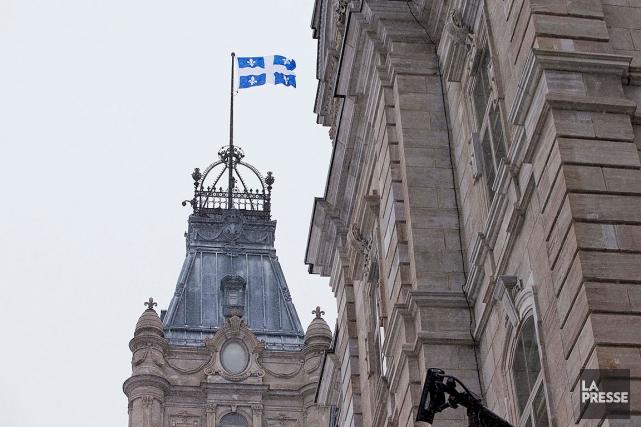 Le Québec se veut une nation civique et politique, et non une nation à... (Archives La Presse, Ivanoh Demers)