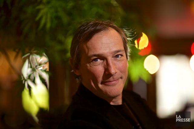 Le réalisateur du film Les mauvaises herbes, Louis... (Photo André Pichette, archives La Presse)