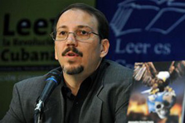 Alejandro Castro Espin, fils unique du président cubain Raul Castro, a... (Photo havanatimes.org)