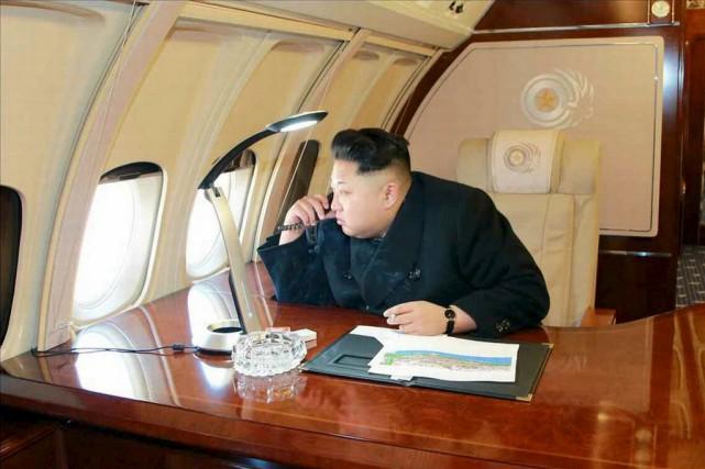 Kim Jong-un est peut-être imprudent, mais n'est ni... (Associated Press)