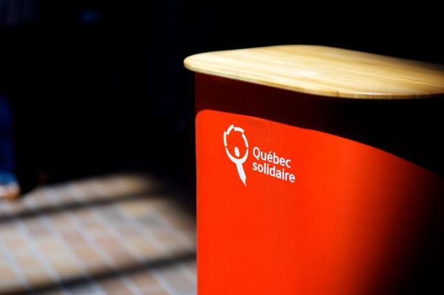 Québec solidaire a vu le jour pour offrir... (Archives, La Presse)
