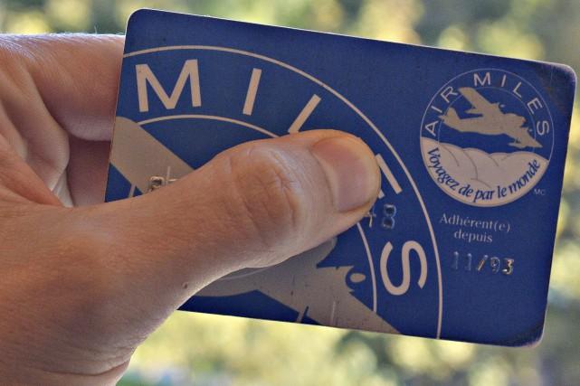 Air Miles a publié une lettre sur son site Internet pour avertir ses clients... (Photothèque Le Soleil, Patrice Laroche)