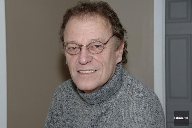 Richard Gosselin... (archives La Voix de l'Est)