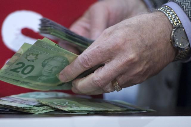 Trente individus auraient contacté le Partil libéral de... (Photo archives La Presse canadienne)