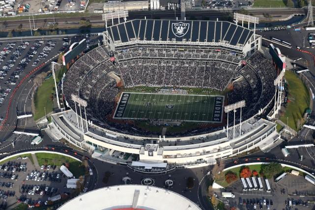 Lenouveau stade serait construit sur le site actuel... (Photo Lucy Nicholson, REUTERS)