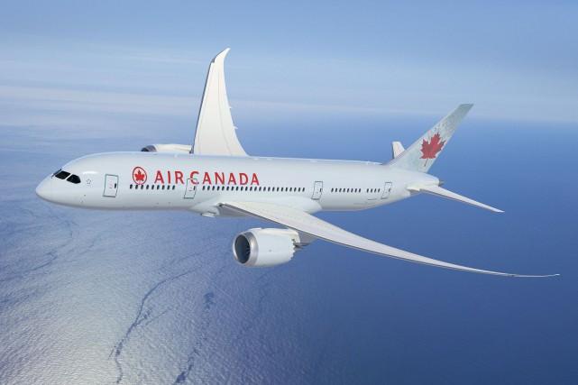 Plus de 600 compagnies québécoises ont des liens... (fournie par Air Canada)