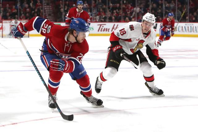 Nathan Beaulieu affrontera à nouveau les joueurs des... (Photo Jean-Yves Ahern, USA TODAY Sports)