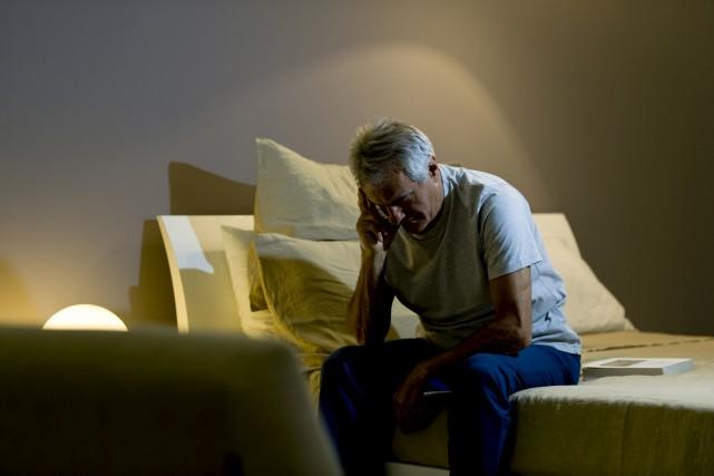 Même si la fatigue peut être causée par... (123RF/Stefano Lundardi)