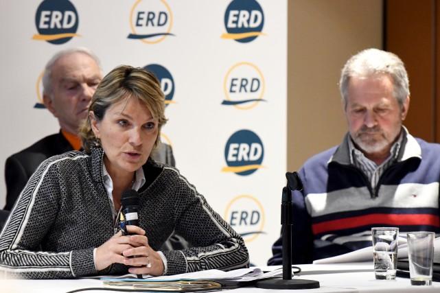 L'ERD a adopté samedi son programme politique en... (Le Progrès-Dimanche, Rocket Lavoie)