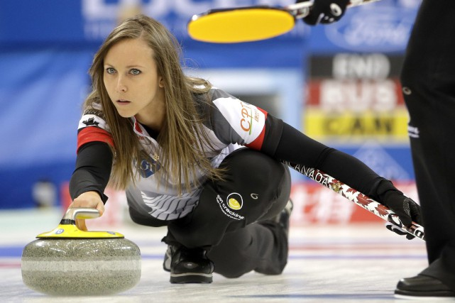 Rachel Homan... (Photo Mark Schiefelbein, archives Associated Press)