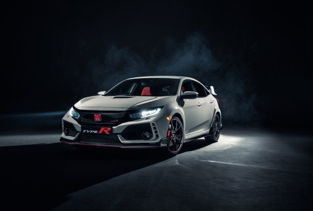 La Honda Civic Type R 2017... (Photo fournie par le constructeur)
