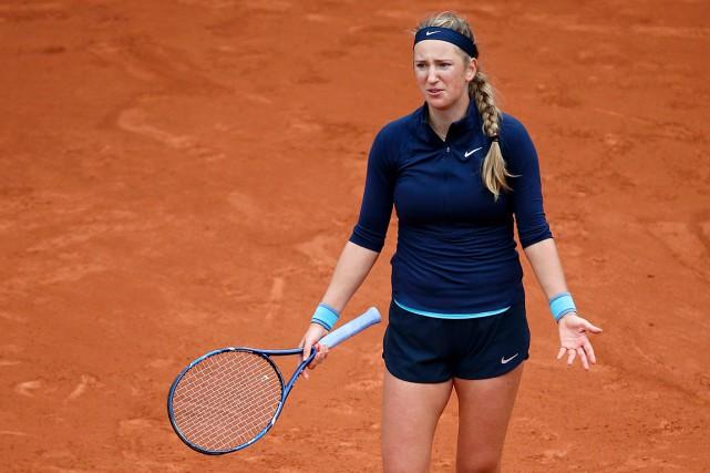 Victoria Azarenka est absente du circuit depuis le... (Photo Pascal Rossignol, archives REUTERS)