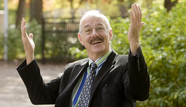 Le Hullois Guy Mignault, ancien directeur artistique du... (Archives, La Presse)