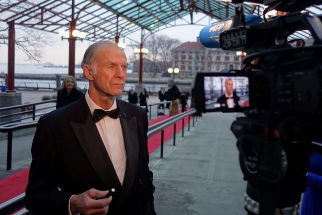 Ranulph Fiennes est décrit comme «le plus grand... (PHOTO AFP)