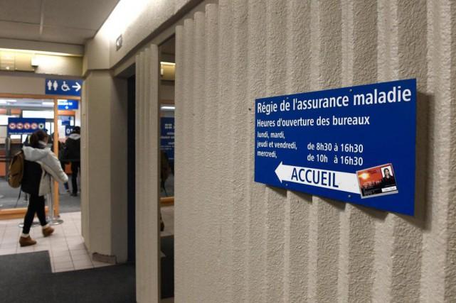 «Aucune clinique ne rêve de la publicité faite... (PHOTO BERNARD BRAULT, LA PRESSE)