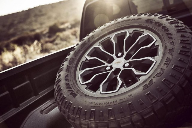 L'abandon du pneu de secours comme équipement de... (Photo fournie par Chevrolet)