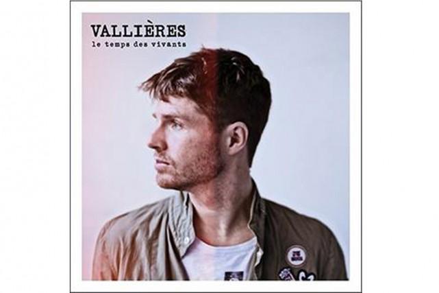 Sur son septième disque en carrière, Vincent Vallières se renouvelle tout en... (image fournie parSpectra Musique)