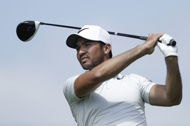 Jason Day... (Photo Erich Schlegel, USA Today Sports)