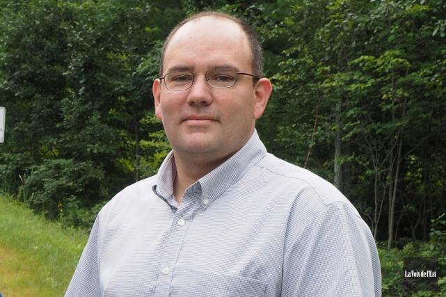 Le directeur général de Brigham, Me Jean-François Grandmont,... (Alain Dion, archives La Voix de l'Est)