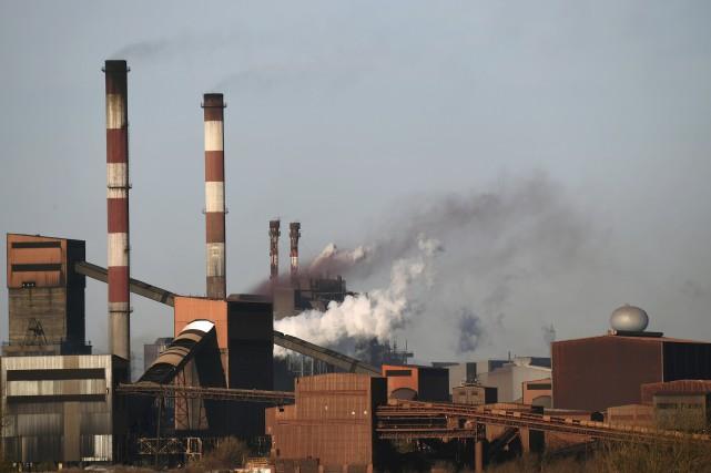 L'objectif final de réduction des émissions de gaz... (Archves AFP, Boris Horvat)