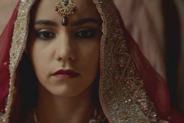 Lina El Arabi, qui, à peine révélée, est... (Courtoisie, K-Films)