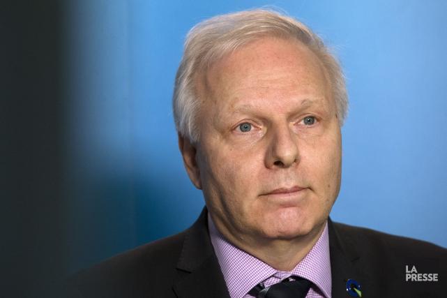 Pour le chef du Parti québécois, Jean-François Lisée,... (La Presse, Robert Skinner)
