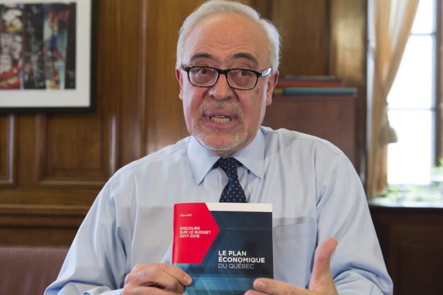 Le prochain budget Leitão sera le second depuis... (La Presse canadienne)