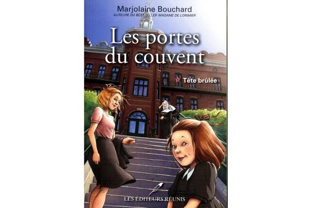 Marjolaine Bouchard se lance dans une première trilogie. Après avoir séduit... (Photo courtoisie)
