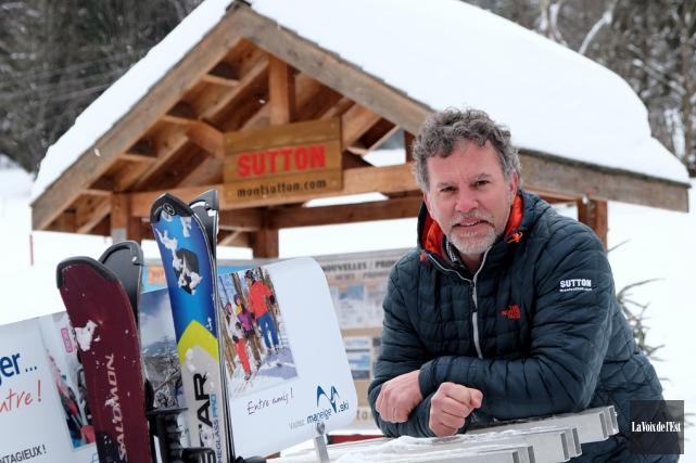 Jean-Michel Ryan, président-directeur général de la station de... (archives La Voix de l'Est)