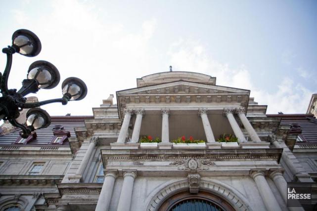 Québec s'apprête à permettre à la Ville de... (PHOTO SARAH MONGEAU-BIRKETT, ARCHIVES LA PRESSE)