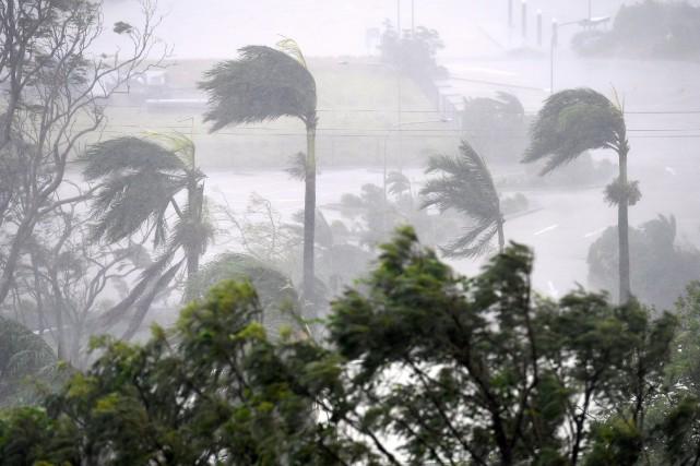 Plusieurs îles au large de l'État du Queensland,... (REUTERS)