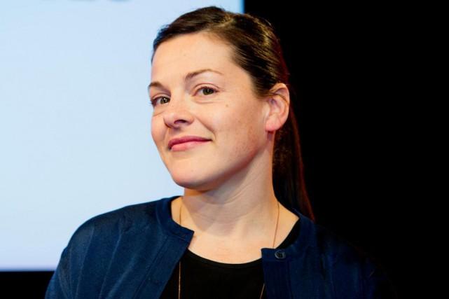 Sophie Cadieux (Lâcher prise) est finaliste au Gala... (Photo Alain Roberge, Archives La Presse)