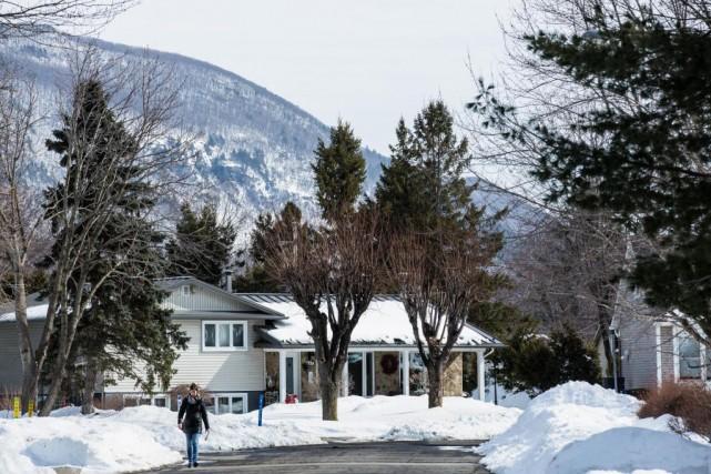 Le marché des maisons entre 400000 et 500000$... (Photo Edouard Plante-Fréchette, La Presse)