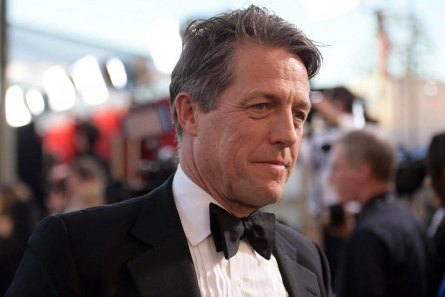 Hugh Grant, aux Screen Actors Guild Awards, le... (PHOTO RICHARD SHOTWELL, ARCHIVES INVISION/ASSOCIATED PRESS)