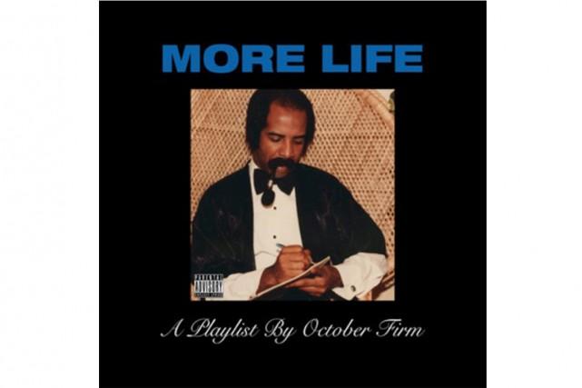 Drake nous avait prévenus:More Lifen'est pas un album, mais bien... (Image fournie par OVO Sound)