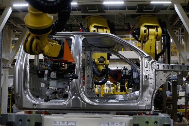 Ford avait déjà annoncé des investissements aux États-Unis... (PhotoRebecca Cook, archives Reuters)