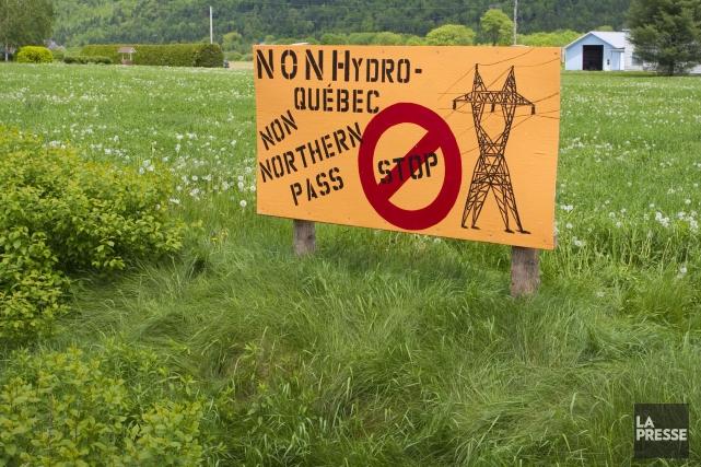 Une «campagne nationale» pour sauver l'aire protégée du mont Hereford,... (Archives La Presse)