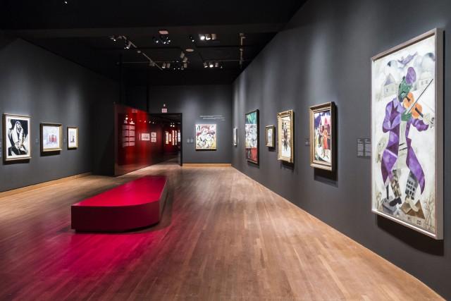 Le Musée des beaux arts (photo) et le... (PHOTO ÉDOUARD PLANTE-FRÉCHETTE, LA PRESSE)