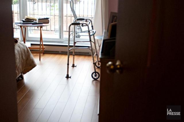 L'amélioration des soins à domicile et dans les... (Archives La Presse)