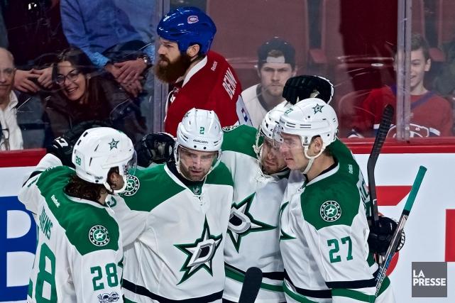 Relisez le clavardage du match entre le Canadien et les Stars de Dallas avec... (PHOTO ANDRÉ PICHETTE, LA PRESSE)