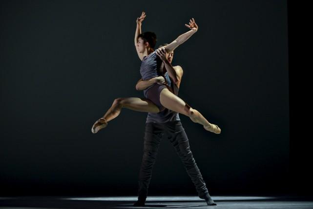 La compagnie vancouvéroise Ballet BC est arrivée à...