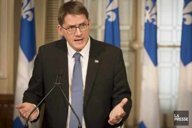 Le député de Jonquière, Sylvain Gaudreault... (Archives La Presse, Ivanoh Demers)