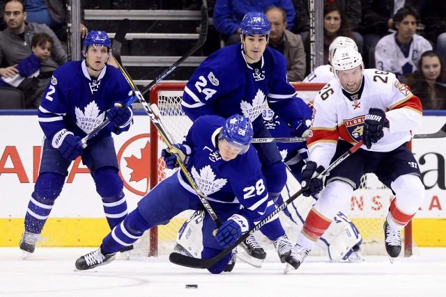 Auston Matthews a établi une nouvelle marque et les Maple Leafs de Toronto ont... (PHOTO PC)